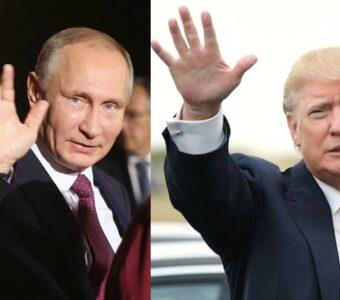 vladimir putin donald trump authoritarian dictator strongman praise
