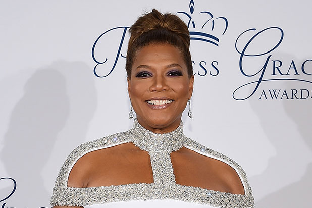 Queen Latifah Car Stolen
