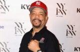 Rapper Ice T