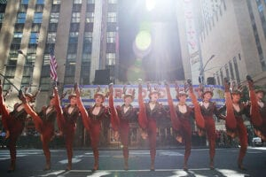 The Rockettes Promote 2016 Radio City Christmas Spectacular