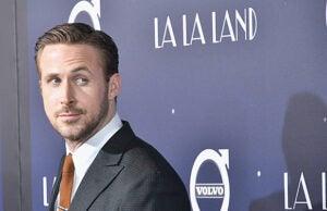 Ryan Gosling La La Land Premiere