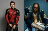 Ryan Reynolds 2 Chainz GQ