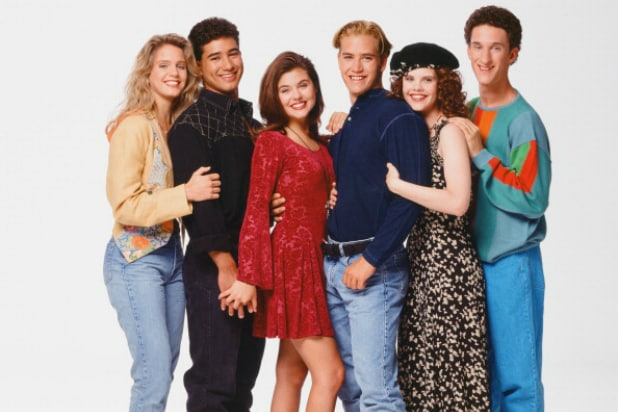 'Saved By the Bell: The College Years'