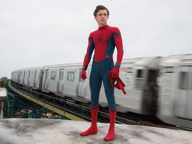 spider-man homecoming first image