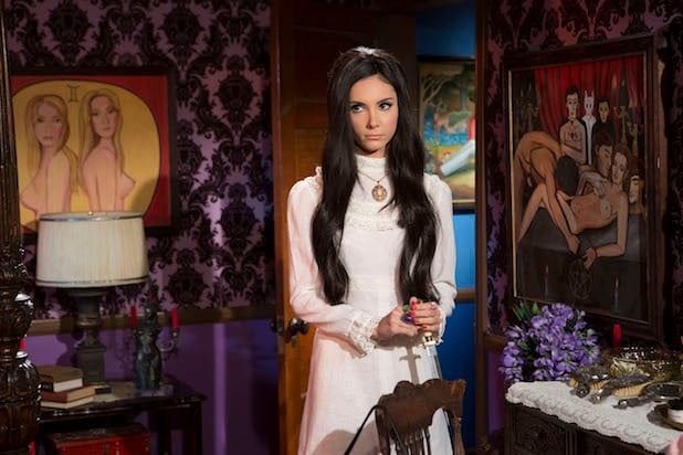 Samantha Robinson The Love Witch