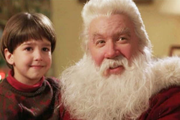 Santa Clause Tim Allen Eric Lloyd
