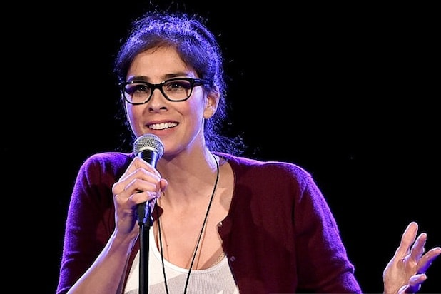 Sarah Silverman becomes a talk-show host