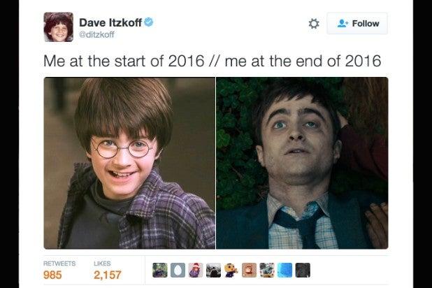 harry potter 2016 meme