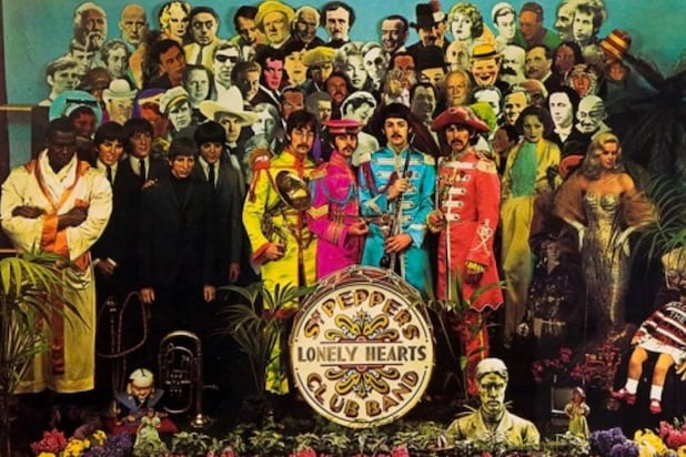 sgt pepper original