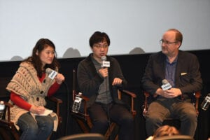 TheWrap's Special Screening Presentation Of Your Name And Jackie