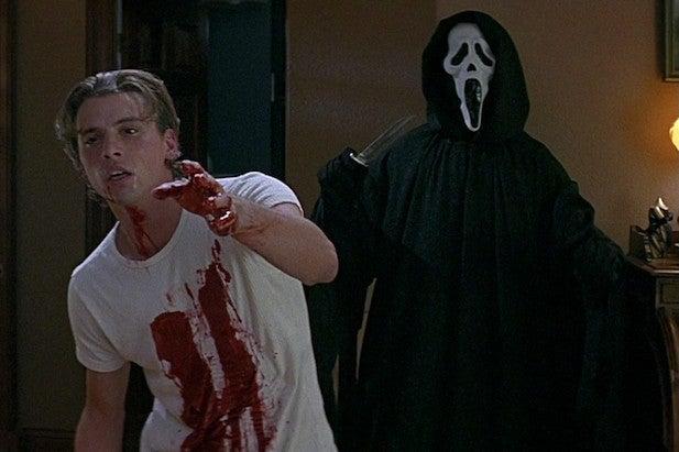 Scream Uhlrich Ghostface