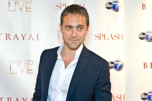 """Betrayal"" Series Premiere Party - Stuart Townsend"