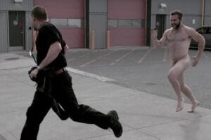 That Time 'Suicide Squad' Star Jai Courtney Chased David Ayer Around Set Naked (Video)