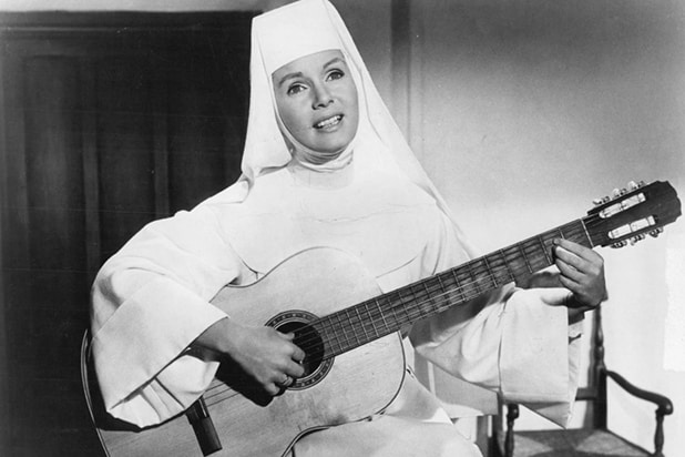 Debbie Reynolds The Singing Nun