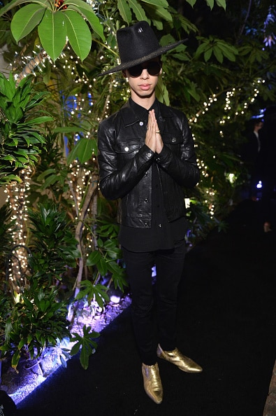 LOS ANGELES, CA - DECEMBER 08: Musician Spencer Ludwig attends the 2016 GQ Men of the Year Party at Chateau Marmont on December 8, 2016 in Los Angeles, California. (Photo by Stefanie Keenan/Getty Images for GQ)