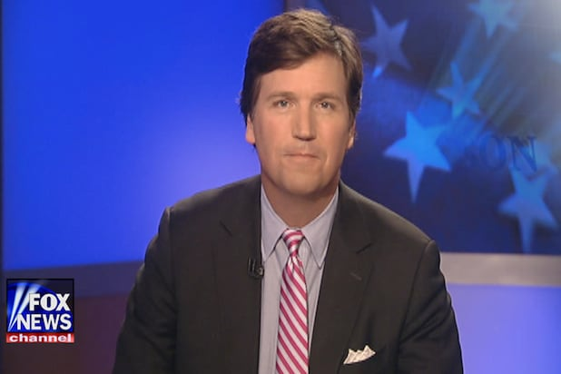 Fox News Host Tucker Carlson Says 'Hollywood Is Going Out of