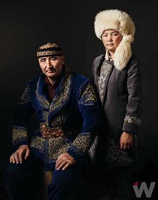 Aisholpan Nurgaiv and Nurgaiv Rys, The Eagle Huntress