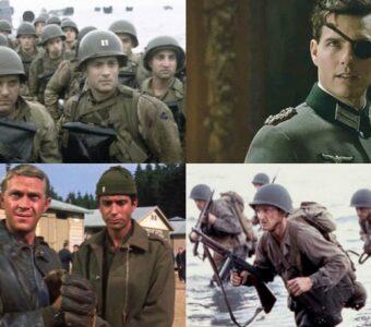 WW II movies