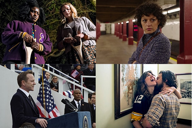 TV Shows to Binge Watch New Years