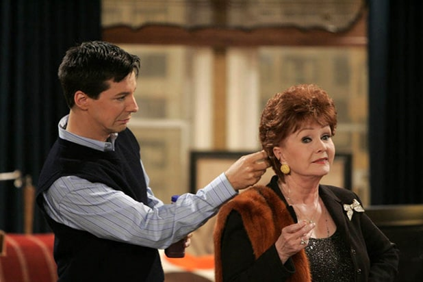 Debbie Reynolds Will and Grace