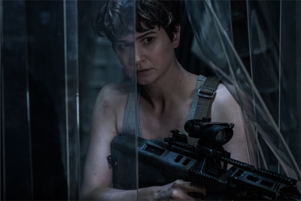 Watch the four-minute prologue for 'Alien:Covenant' right now