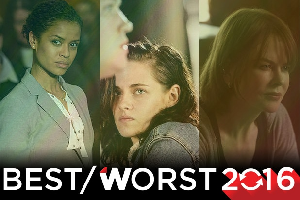 Best Actors Mediocre Movies 2016 kristen stewart nicole kidman