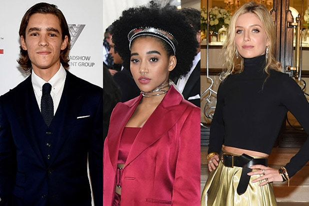 17 breakout movie stars for 2017 from amandla stenberg to