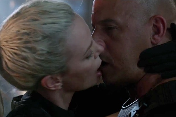 charlize theron vin diesel fate of the furious fast and furious trailer