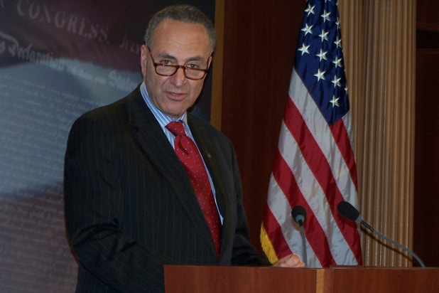 Chuck Schumer China