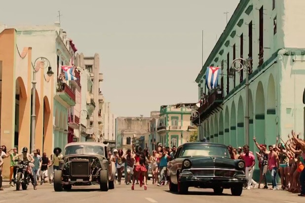Image result for the fate of the furious cuba