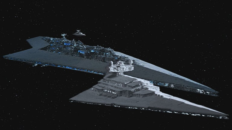 star wars rogue one ships