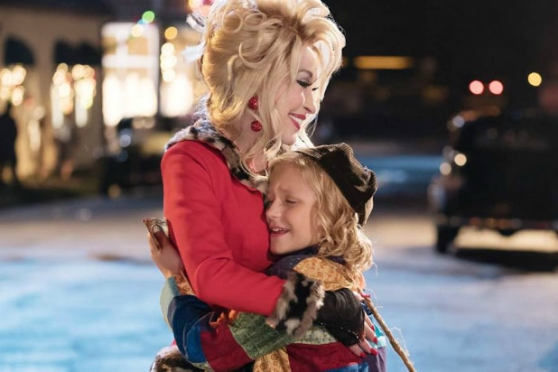 Dolly Parton Christmas of Many Colors