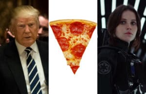 fake news trump star wars DumpStarWars Pizzagate