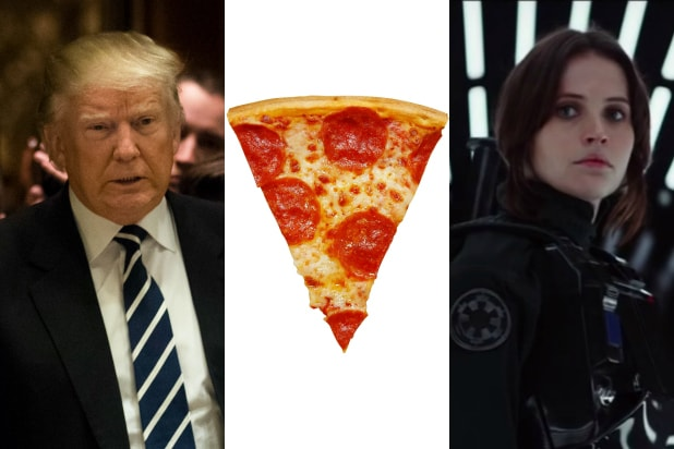 fake news trump star wars DumpStarWars Pizzagate