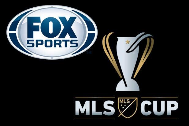 MLS Cup Fox Sports