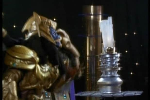 Goldar Zeo crystal