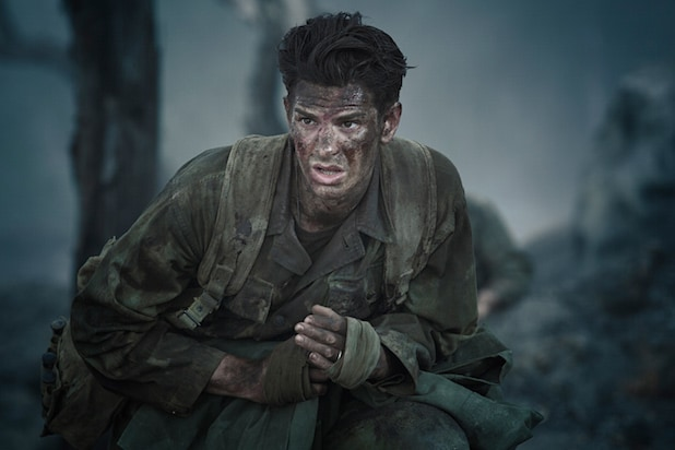 hacksaw ridge andrew garfield
