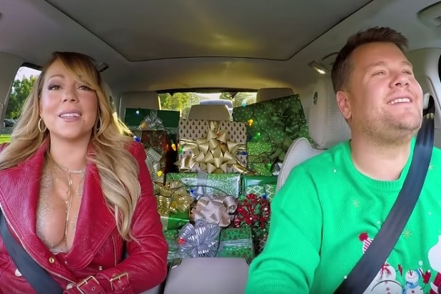 james corden mariah carey carpool karaoke
