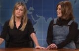 jennifer aniston vanessa bayer rachel friends saturday night live snl
