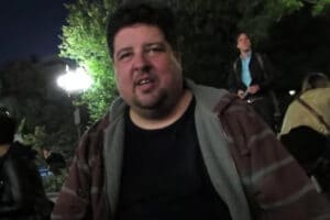 Joey Boots Howard Stern
