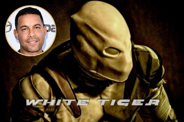 john huertas white tiger