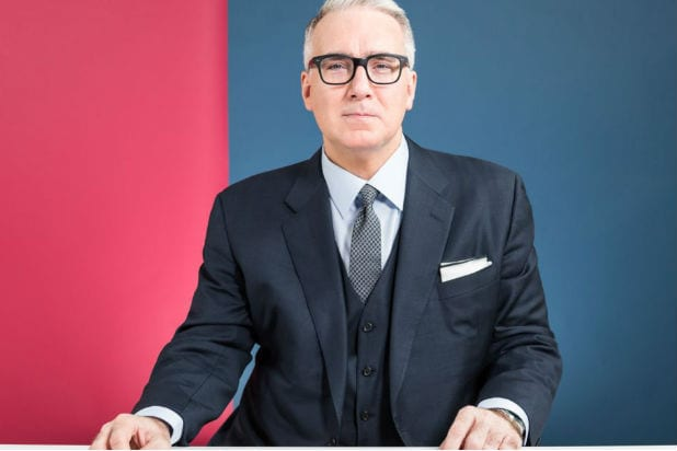 Keith Olbermann GQ