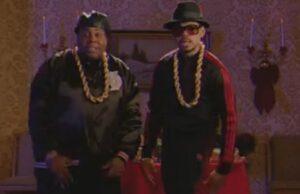kenan thompson chance the rapper snl saturday night live last christmas