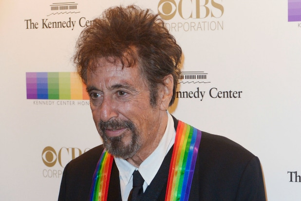 Al Pacino at '2016 Kennedy Center Honors'