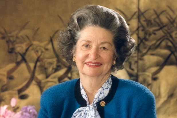 Lady Bird Johnson Jackie