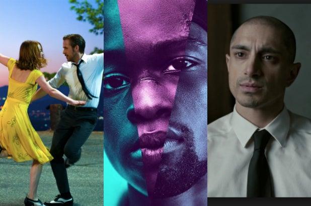 Golden Globes nominees