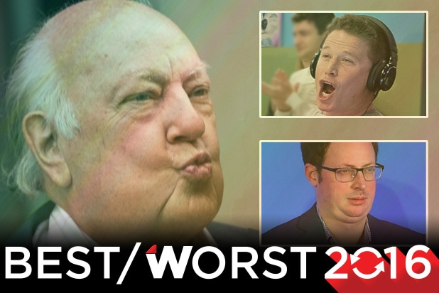 media losers roger ailes billy bush nate silver