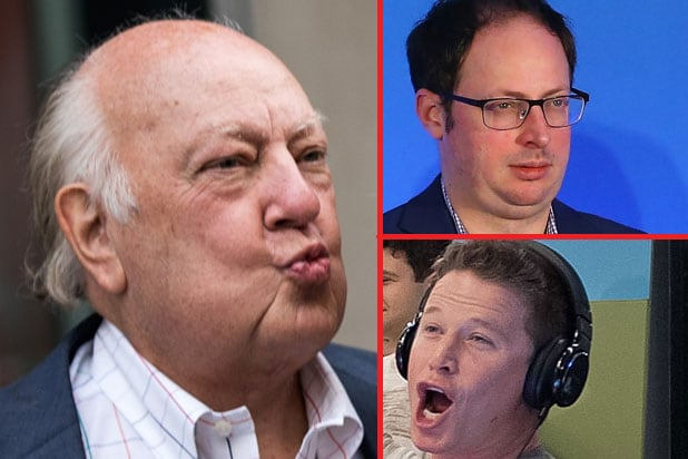 media losers roger ailes nate silver billy bush