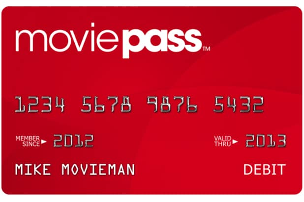 MoviePass Studio Movie Grill partnership