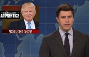 nbc celebrity apprentice weekend update donald trump snl saturday night live